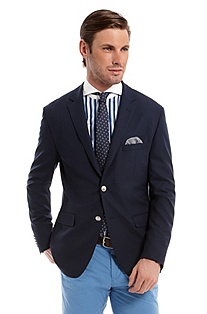 'Hower' |  Modern Fit, Virgin Wool Sport Coat