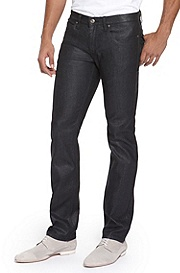 'Hugo 708' | Extra Slim Fit Metallic Jean