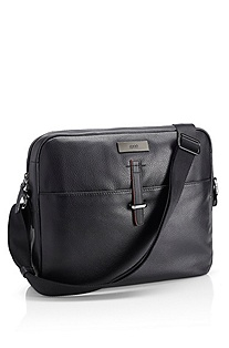 'Etis' |  Leather Messenger Bag