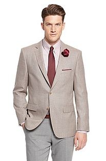 'Halson' | Modern Fit, Virgin Wool Sport Coat