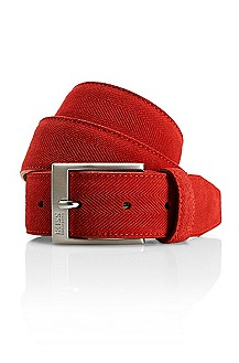 'Torinos' | Cotton-Blend Belt