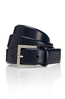 'Genaro' | Leather Belt