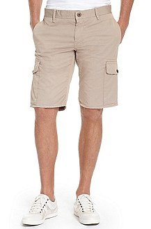 'Schwinn-Shorts-D' |  Regular Fit, Cotton Shorts
