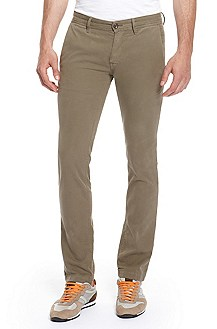 'Schino' | Slim Fit, Stretch Cotton Casual Pants