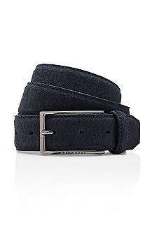 'Calindo' | Suede Belt