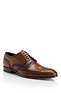 'Romeros' | Leather Lace-Up Oxford