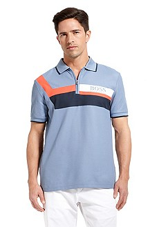 'Pierich' | Modern Fit, Cotton-Blend Polo Shirt