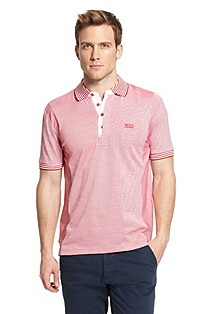 'Pavel' | Regular Fit, Cotton Polo Shirt