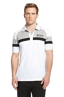 'Paddy' | Modern Fit, Performance Blend Polo Shirt
