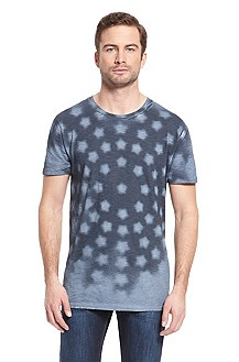 'Tivel' | Cotton Graphic T-Shirt