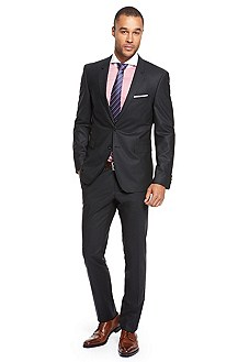 'Ryan/Win' | Extra Slim Fit, Wool-Blend Suit