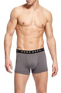 'Trunk' | Cotton-Stretch Trunk