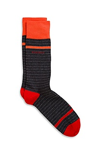 'RS Design US' | Cotton-Blend Stripe Socks