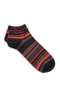 'AS Design US' | Cotton-Blend Stripe Ankle Sock