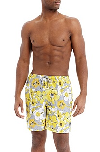 'Clownfish BM' | Floral Board Shorts