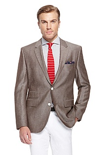 'The Sweet' | Slim Fit, Wool-Linen Sport Coat