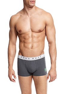 'Boxer BM' | Cotton-Blend Jersey Boxer Brief
