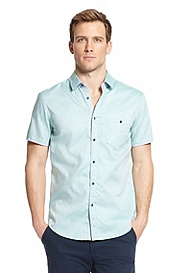 'Blobbo' | Cotton Casual Shirt
