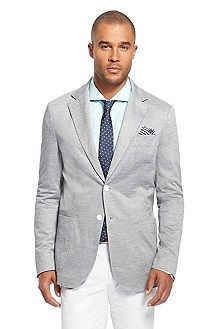 'Serlio' | Ramie-Cotton Sport Coat