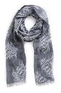 'Men-Z' | Cotton Printed Scarf