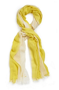 'Women-Z' | Cotton Two-Tone Scarf