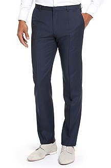 'Heise' |  Slim Fit, Virgin Wool Dress Pants