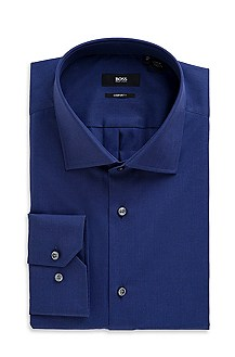 'Geraldone' | Big Fit, Kent Collar Dress Shirt