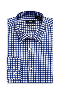 'Marlow US' | Modern Fit, Cotton Dress Shirt