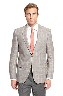'Howard ' | Linen-Wool Sport Coat