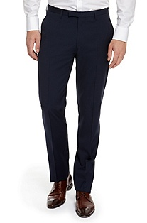 'Court' | Modern Fit, Wool Dress Pants