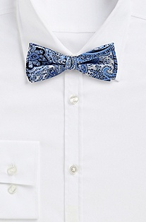 'Bow Tie Fashion' | Silk Printed Bow Tie