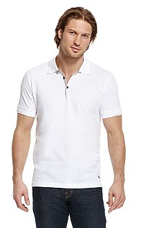 'Pejo' | Regular Fit, Cotton Polo Shirt