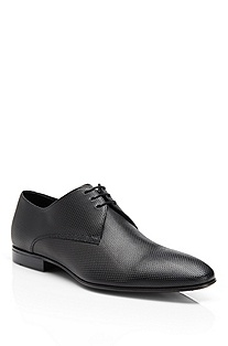 Topik' | Textured Leather Oxford Dress Shoe