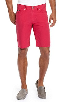 'Bahamas ' | Comfort Fit, Cotton Shorts