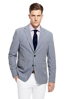 'Coastus' | Slim Fit, Virgin Wool Sport Coat