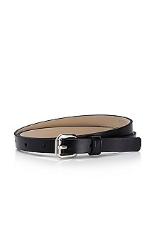 'Armidia' | Skinny Leather Belt