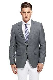 'The James' | Modern Fit, Cotton Sport Coat