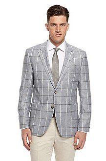 'The Smith' | Wool-Linen Sport Coat