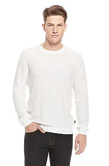 'Fred' | Cotton Crewneck Sweater