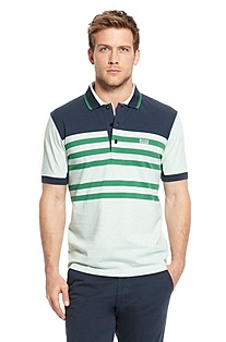 'Paddy' | Modern Fit, Cotton Polo Shirt