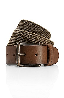 'Jeberto' | Washed Cotton Belt