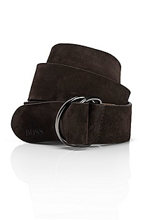 'Cennios' | Soft Suede Belt