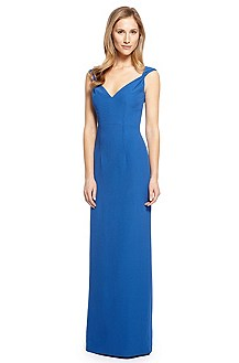 'Dapepla' | V-Neck Maxi Dress