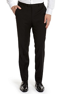 'Sharp ' | Modern Fit, Virgin Wool Dress Pant