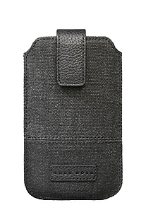 'Scout Universal L –120 x 78 mm' | Canvas Cell Phone Case
