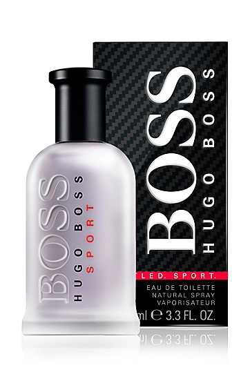 'BOSS Bottled Sport' | Eau de Toilette, 3.4 fl. oz. , Assorted Pre-Pack