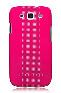 'HBHS GLXYS3S1204' | Soft Polycarbonate Cell Phone Case