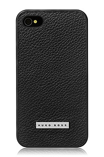 'HBHSIP4G4SS1202' | Embossed Leather Cell Phone Case