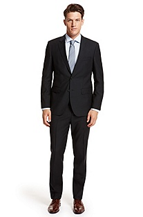 Modern Fit Business Sport Coat and Dress Trouser