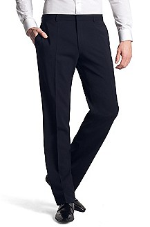 Smart new wool suit trousers 'Hago'